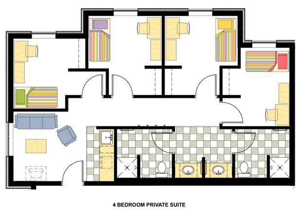 Bedroom Layout Website